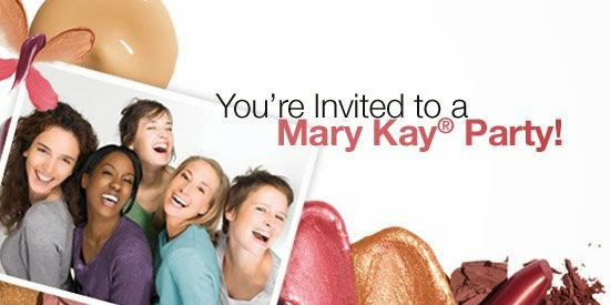 so simply stephanie: your invited: mary kay facebook party! lots, Party invitations