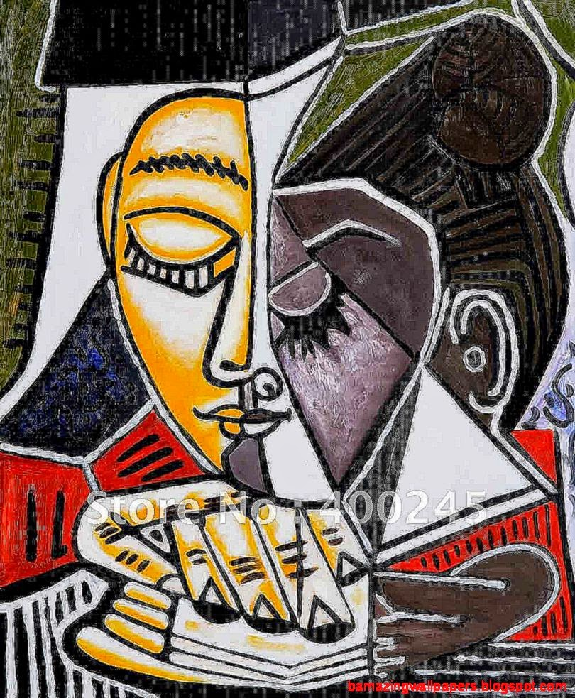Famous Abstract Art Picasso id 92090