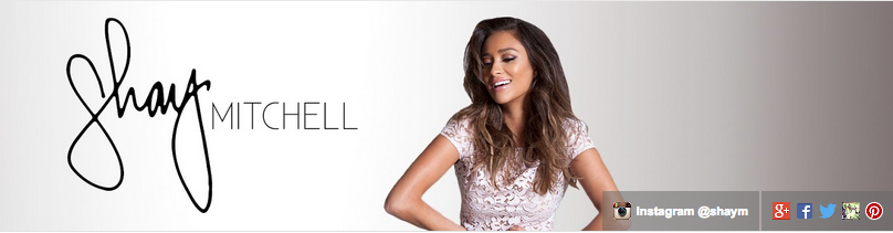 Shay Mitchell Youtube Channel Pretty Little Liars