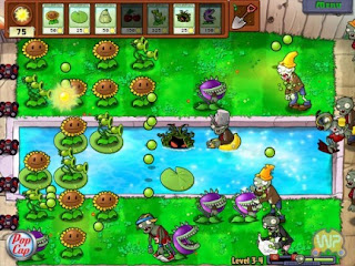 Gratis Download Plants VS Zombies + Crack Windows 7