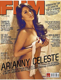 Arianny Celeste FHM Philippines 2012 May
