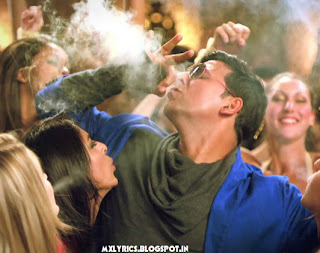 HOOKAH BAR Song Lyrics From KHILADI 786 MOvie