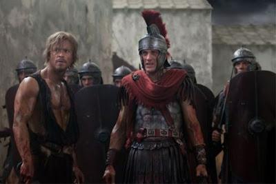 Crassus y César Spartacus