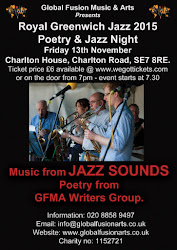 Royal Greenwich Jazz - Poetry & Jazz Night