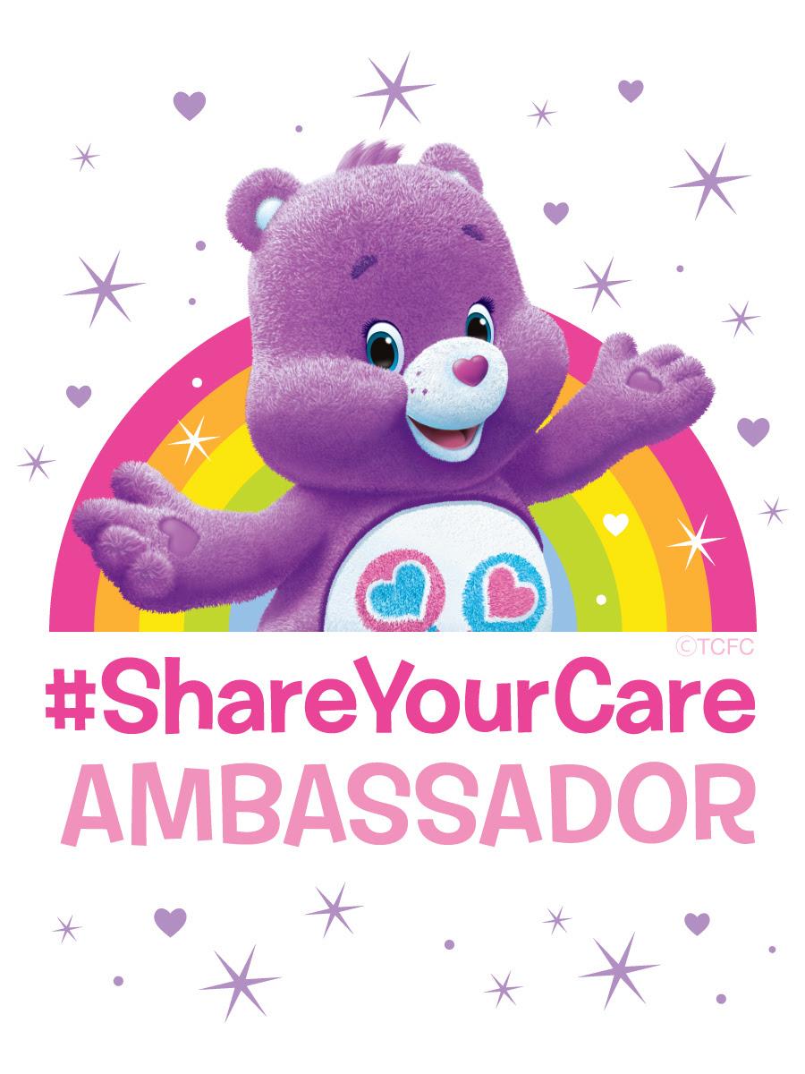 Proud #ShareYourCare Ambassador