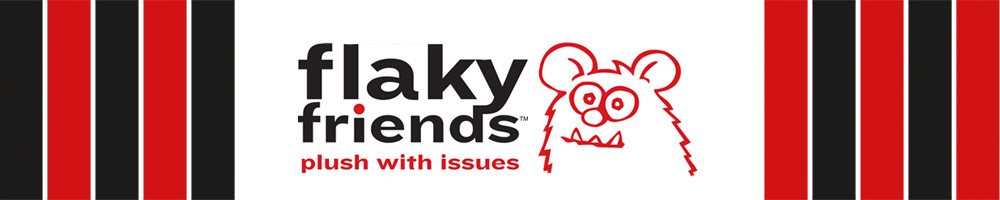 Flaky Friends: Plush with Issues
