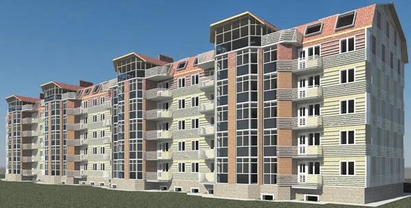 Требования к типовым проектам жилых домов