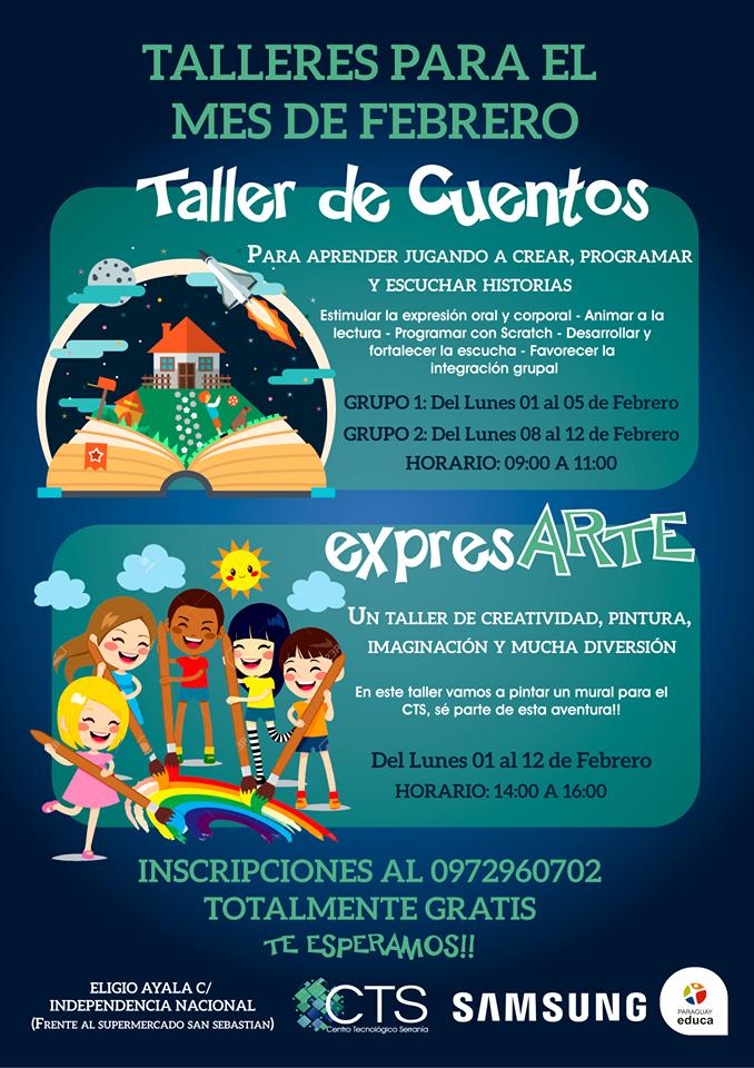 Próximamente en Paraguay Educa