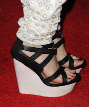 Gwen Stefani Feet