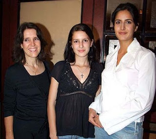 Katrina kaif''s sisters names and family