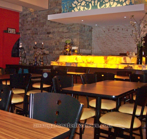 Persia Grill Interiors