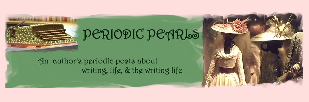 Periodic Pearls | Margaret Evans Porter's Blog