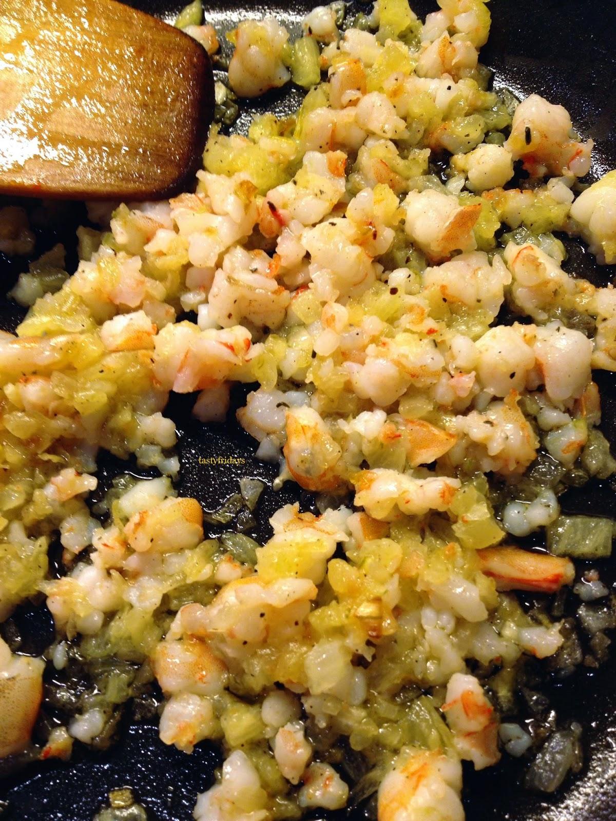 Tasty fridays calamares rellenos - Limpiar calamares pequenos ...