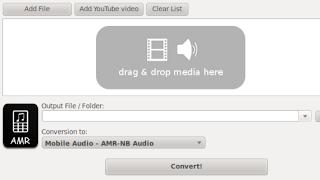 Mobile Media Converter, instalar Mobile Media Converter en ubuntu, convertir vídeo psp ubuntu