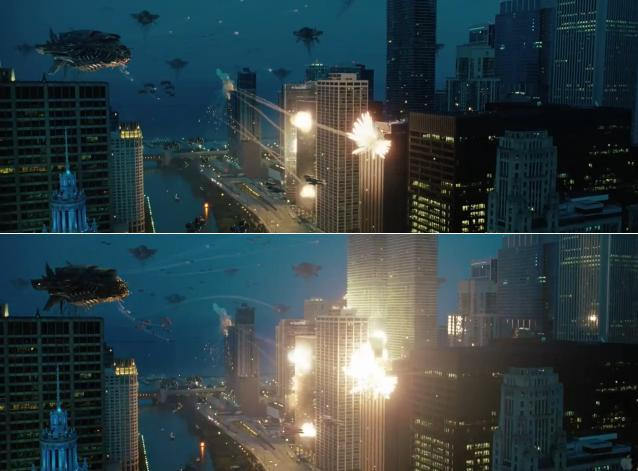 transformers dark of the moon megatron cgi. for Transformers: Dark of