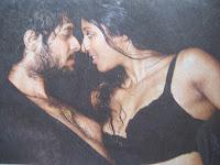 Paoli Dam Vikram Hot Sexy Intimate Photo