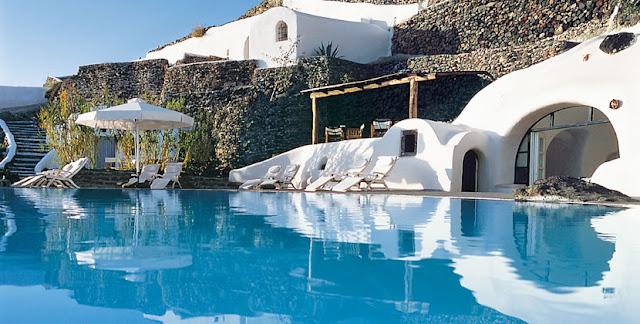 Hotel en Grecia :Perivolas