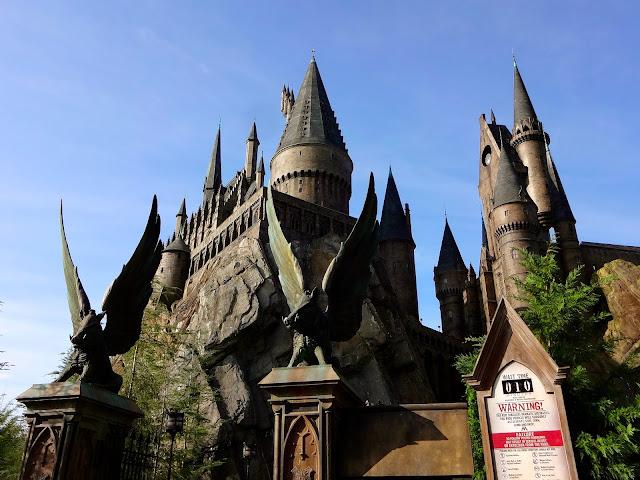 Hogwarts Castle Universal Orlando