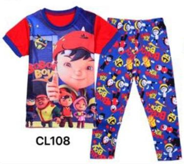 RM25  Pyjama Boboiboy