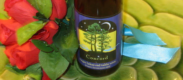Concord Grape Wine from Eagle Crest Vineyards