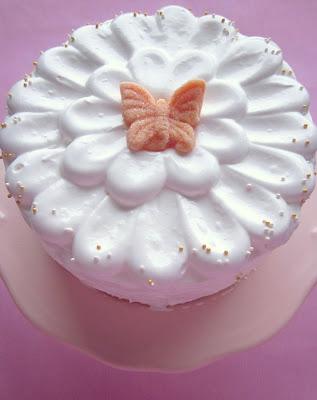 Meringue Cake – Marenkikakku