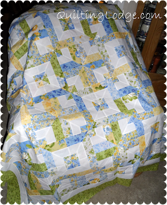 Quilting Lodge Quilt