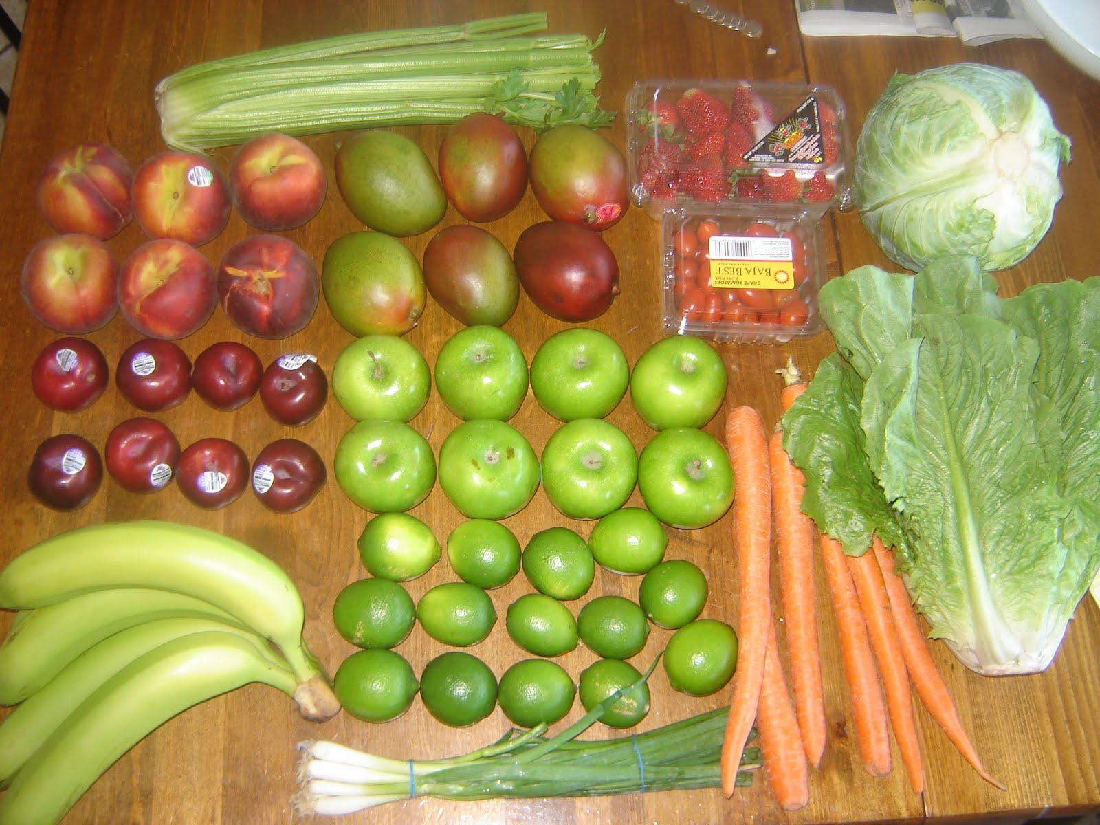 Trying Out Bountiful Baskets Food Storage Organizer