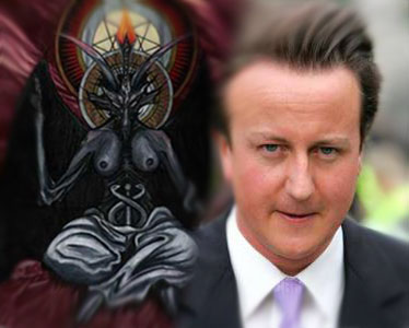 David Cameron, the AntiChrist