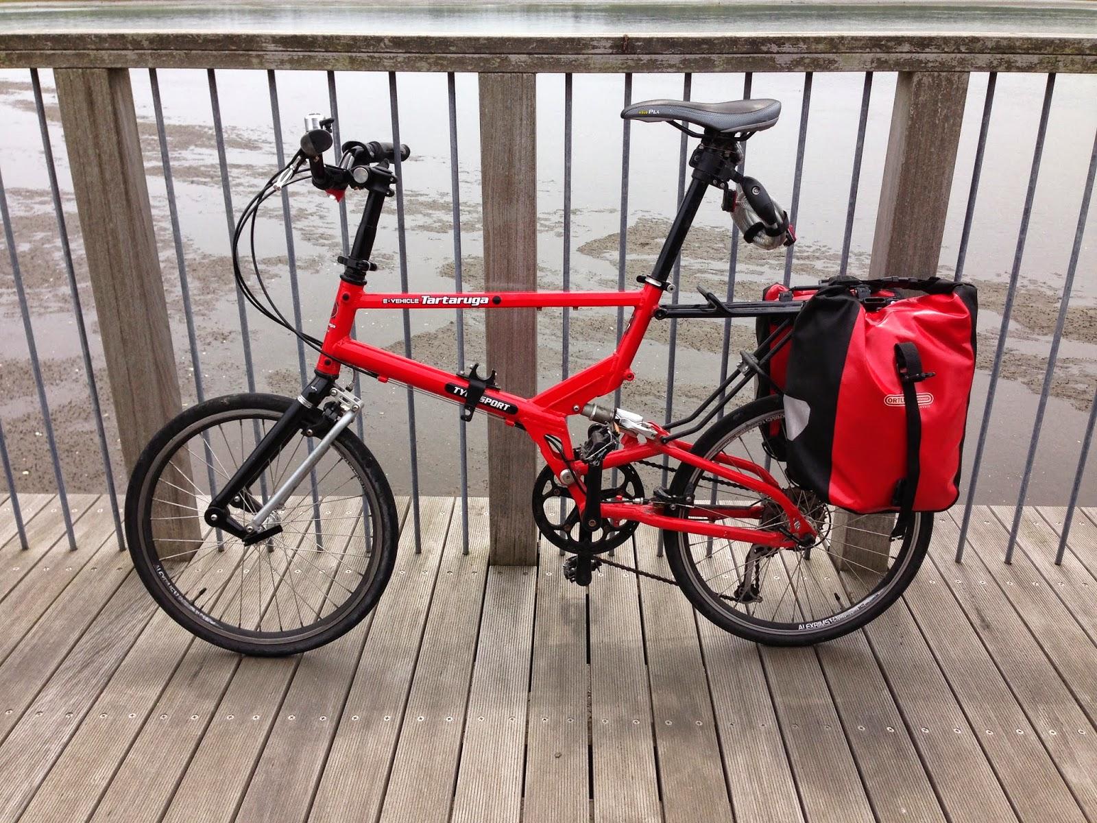 folding bike japan,