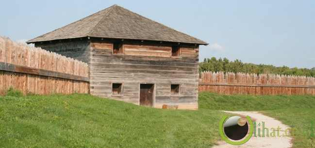 10.Fort Meigs