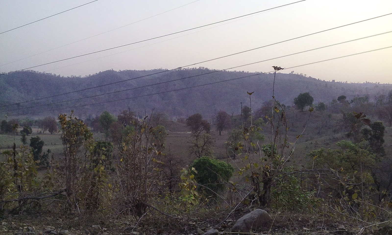satpura valley image