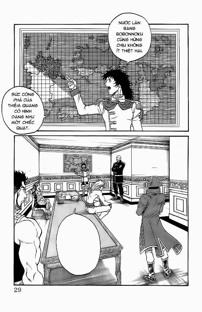 Vua Trên Biển – Coco Full Ahead chap 215 Trang 4 - Mangak.info