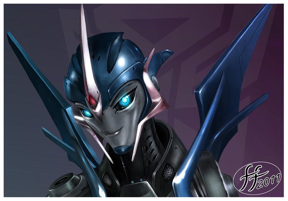 Shadowcon: A Look at Arcee