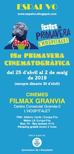 15a PRIMAVERA CINEMATOGRÀFICA