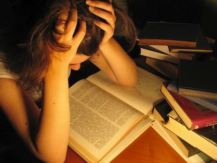GMAT Test Day Stress