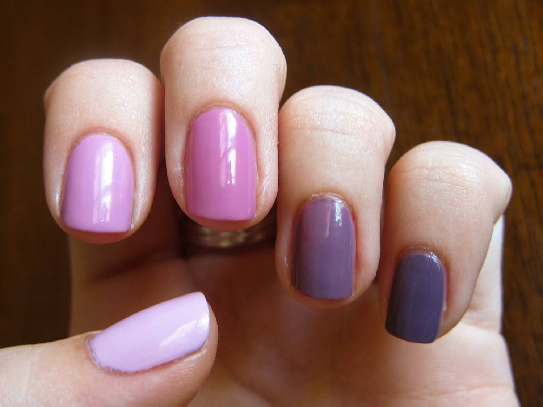 31 Day Challenge, Day 10: Gradient (+ Tutorial) | Chalkboard Nails ...