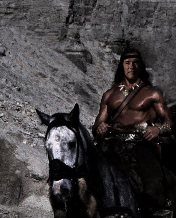 """""""The legend of Conan"""" o filme - Página 2 4"""
