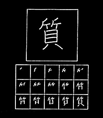 kanji kualitas
