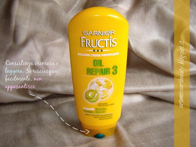 Garnier Frucutis Oil Repair 3 balsamo