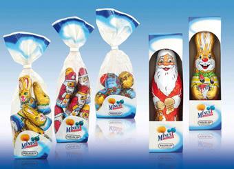 Weihnachtsmänner & Osterhasen von MinusL