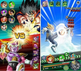 Dragon Ball Z Dokkan Battle v2.4.0 Mod Apk Terbaru Gratis