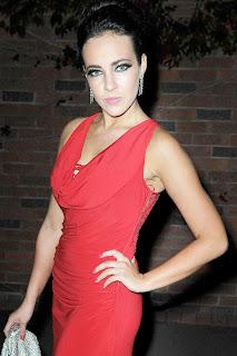 Stephanie Davis Backless Dress