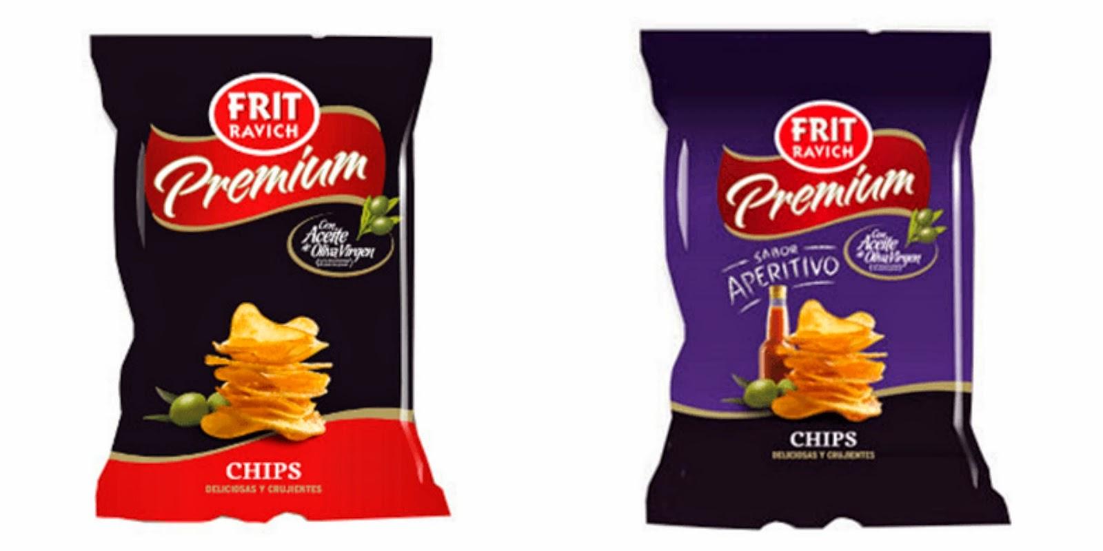 patatas premium Frit Ravich