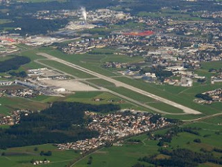 Aeropuerto de Salzburgo