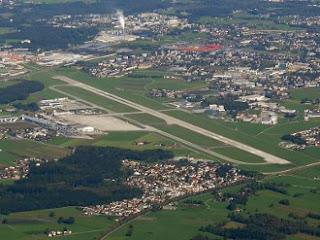 Aeropuerto de Salzburgo