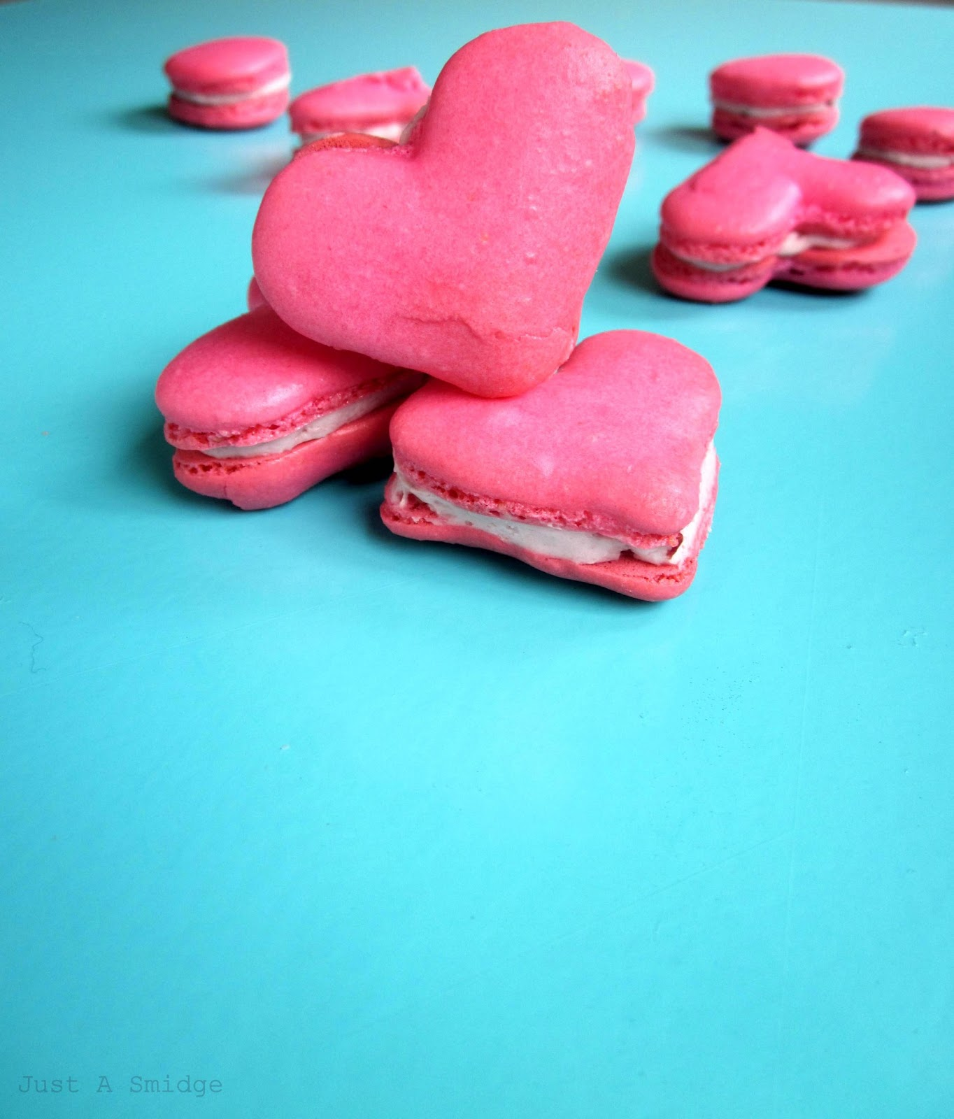 Macarons Recipe Without Food Coloring
