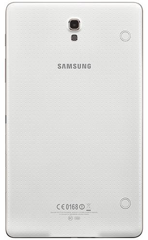 Samsung Galaxy Tab S 8.4 LTE (rear)