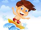 Oktaynusta Sörf Oyunu