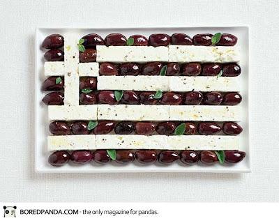 Bendera Nasional Yunani