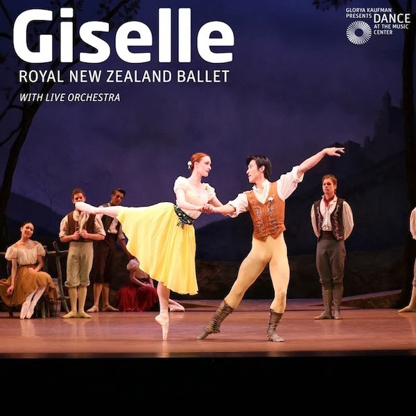 Royal New Zealand Ballet's Giselle